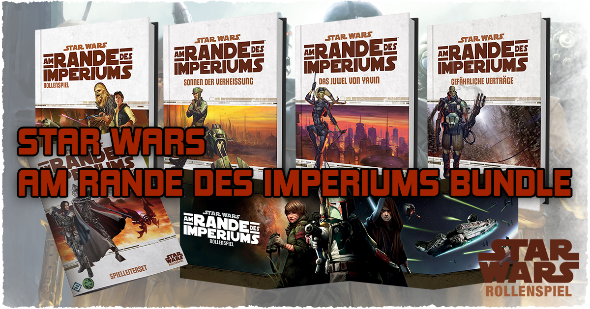 Star Wars: Am Rande des Imperiums Bundle