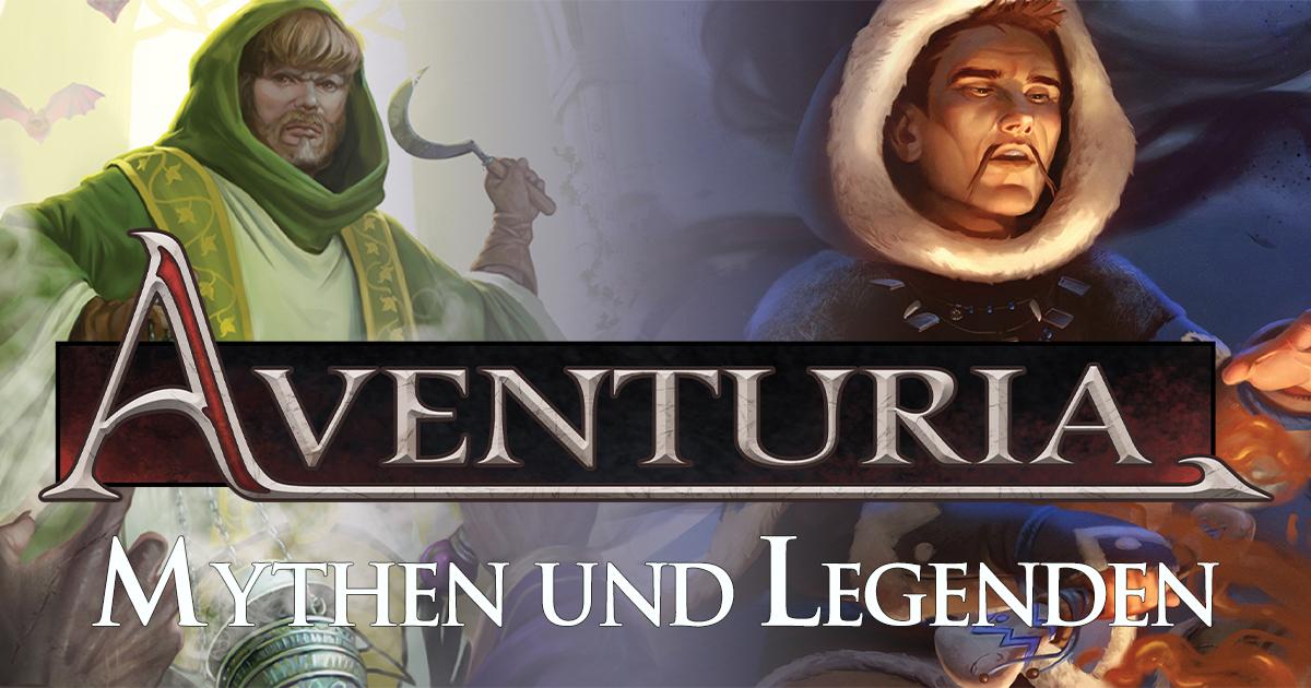 Aventuria: Mythen und Legenden Late Pledge