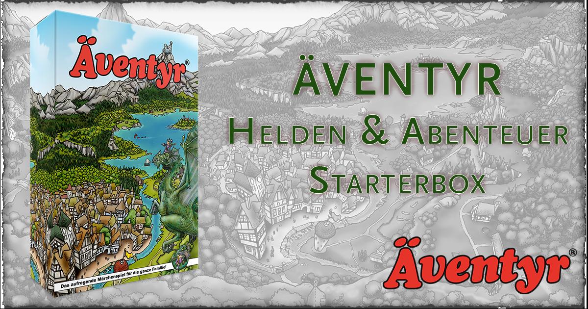 Äventyr Helden & Abenteuer – Starterbox