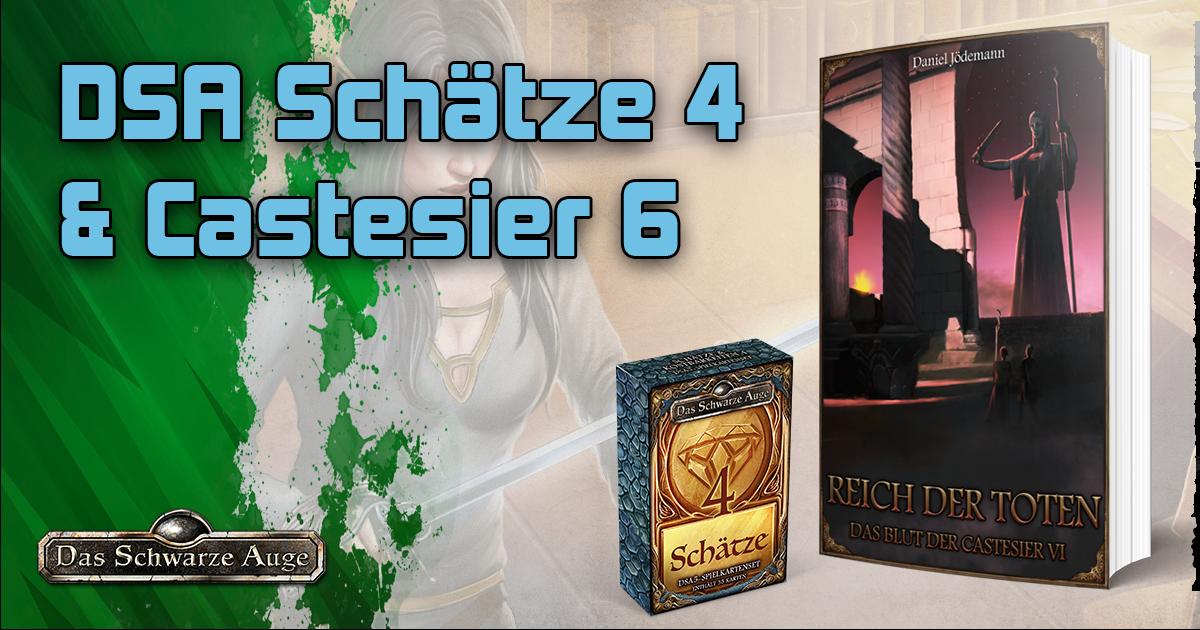 DSA – Schätze 4 & Castesier VI
