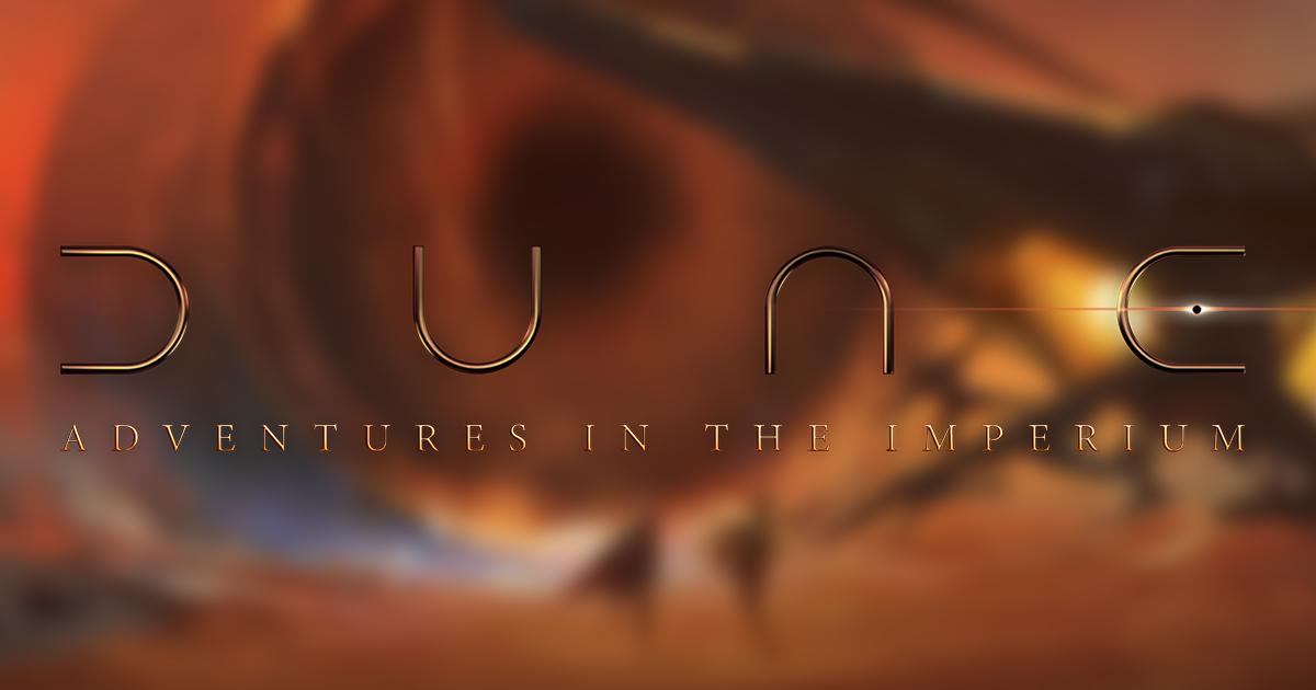 Dune: Das Rollenspiel — Was ist Dune?