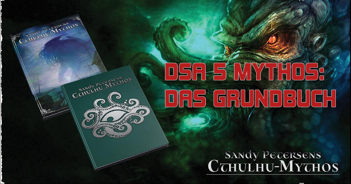 DSA 5 Mythos — Das Grundbuch