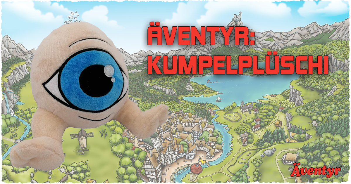 Äventyr: Kumpelplüschi