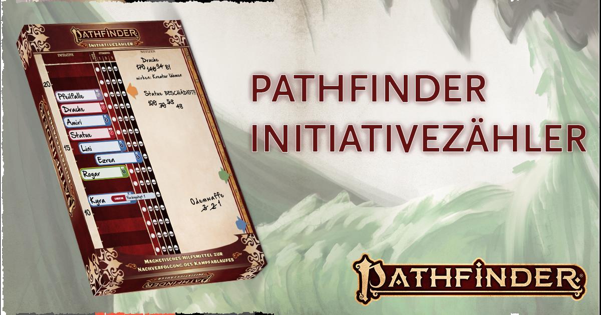 Pathfinder 2 – Initiativezähler