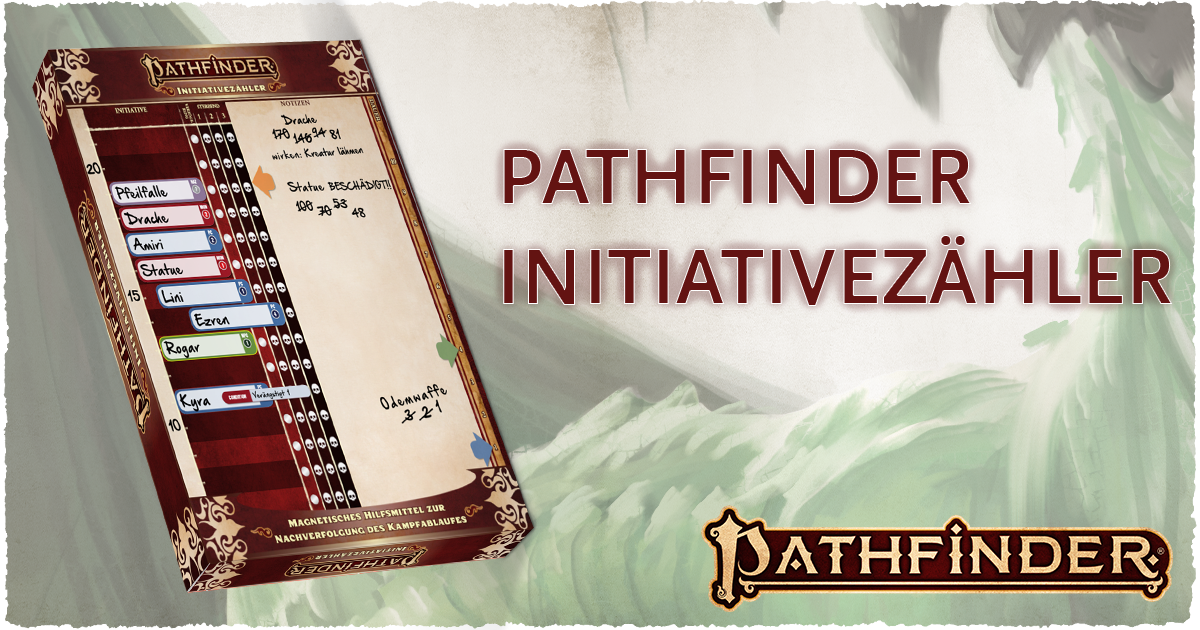 Pathfinder 2 – Initiativezähler