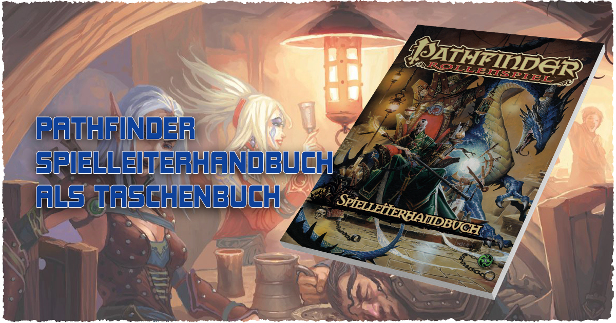 Pathfinder: Spielleiterhandbuch als Taschenbuch-Ausgabe