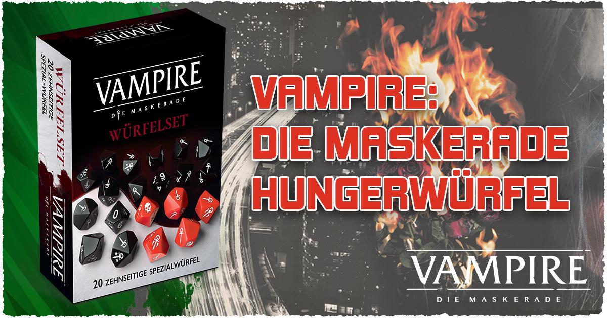 Vampire die Maskerade – Hunger(würfel)