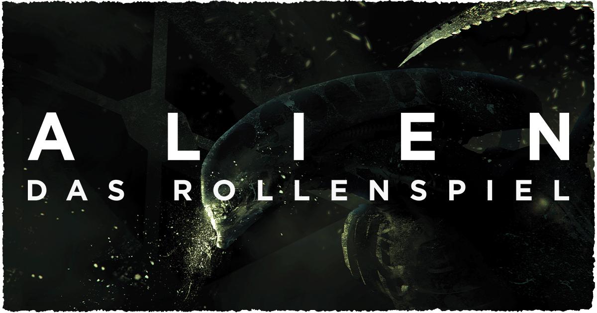 Ulisses PreSeller: ALIEN — Das Rollenspiel