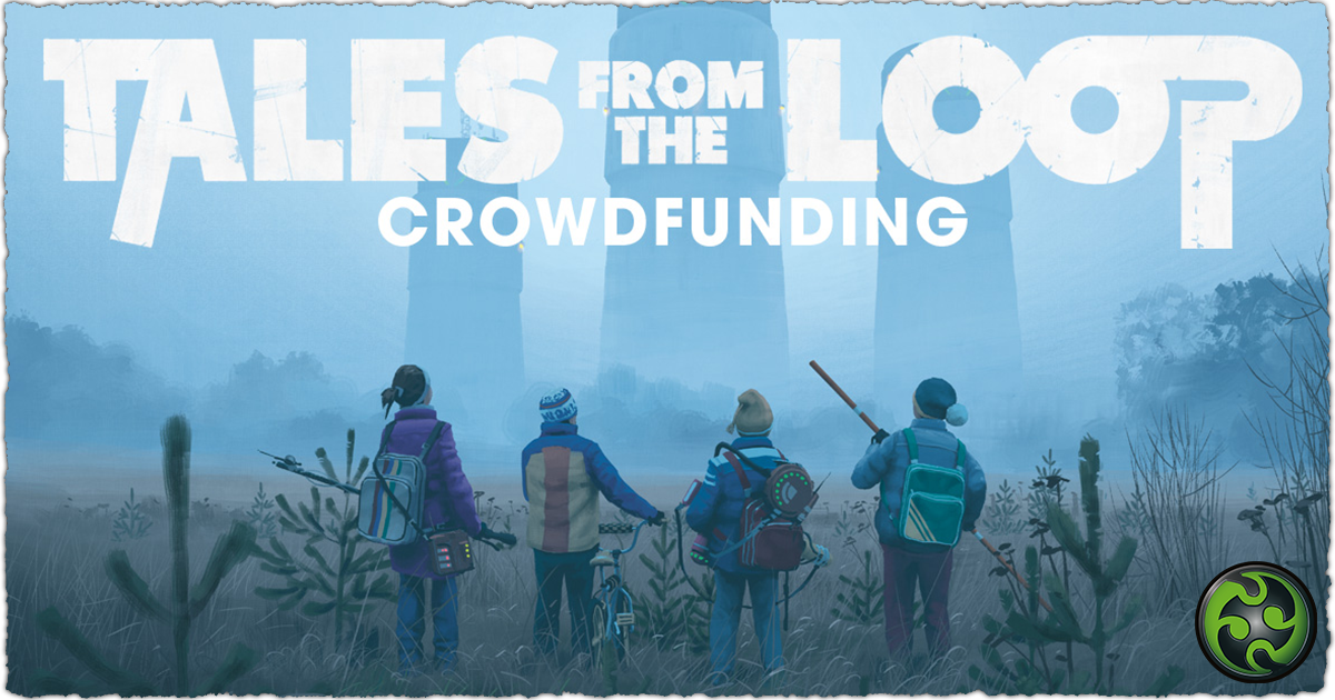 Tales from the Loop – ein Crowdfunding