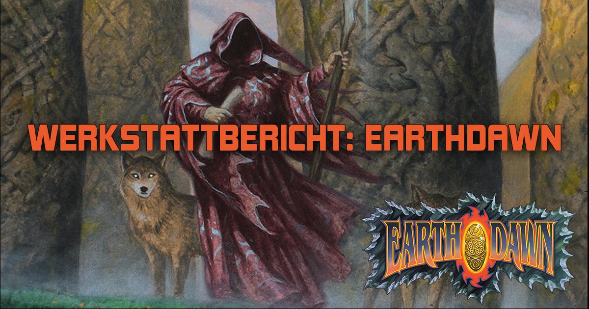 Earthdawn: Werkstattbericht zu Kaers