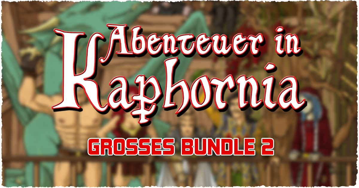 Abenteuer in Kaphornia — Großes Bundle 2