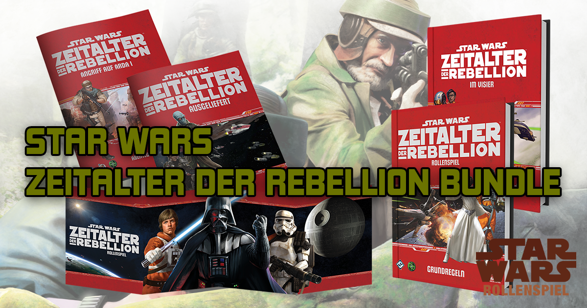 Star Wars: Zeitalter der Rebellion Bundle