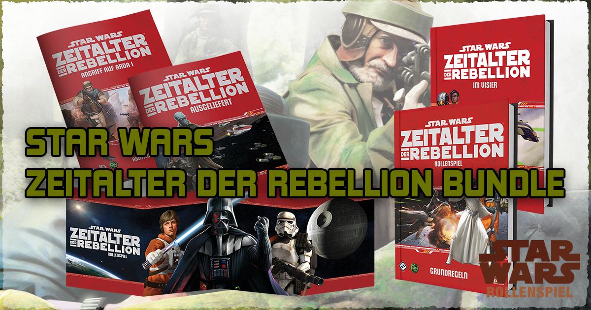 Star Wars: Zeitalter der Rebellion Bundle