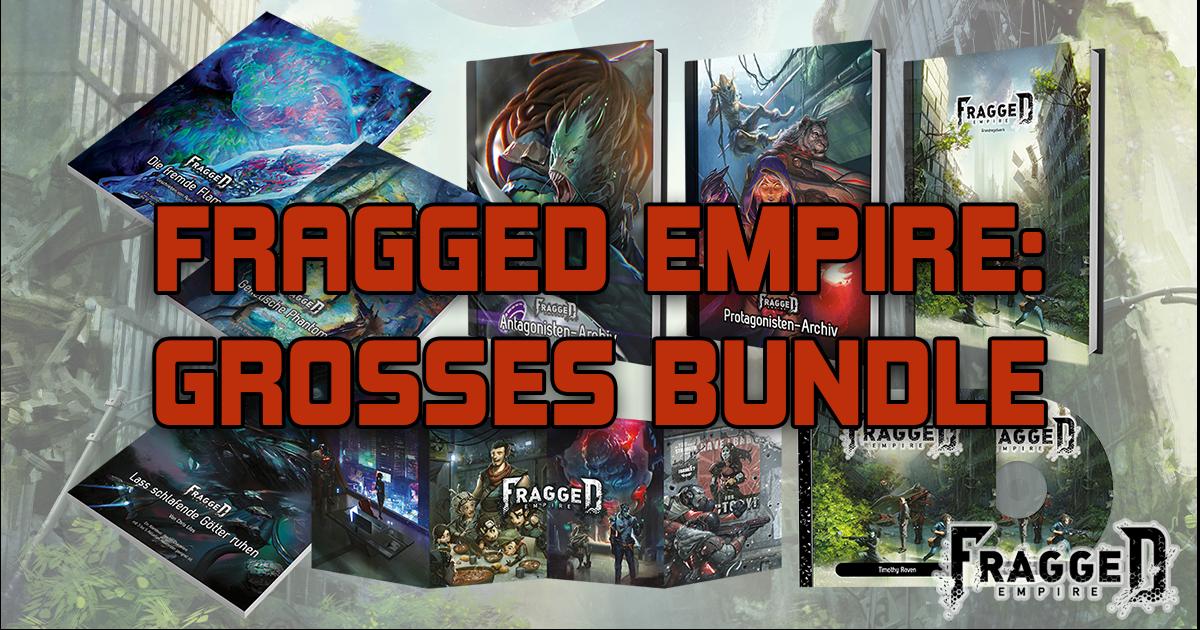 Fragged Empire: Großes Bundle