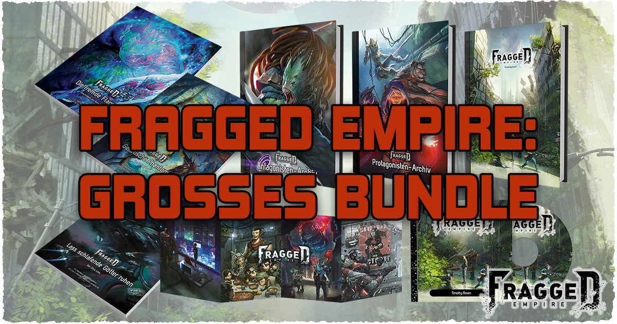 Fragged Empire: Großes Bundle