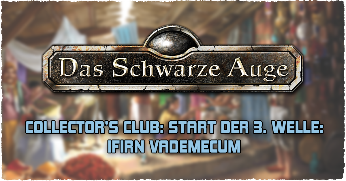 Collector's Club: Start der dritten Welle
