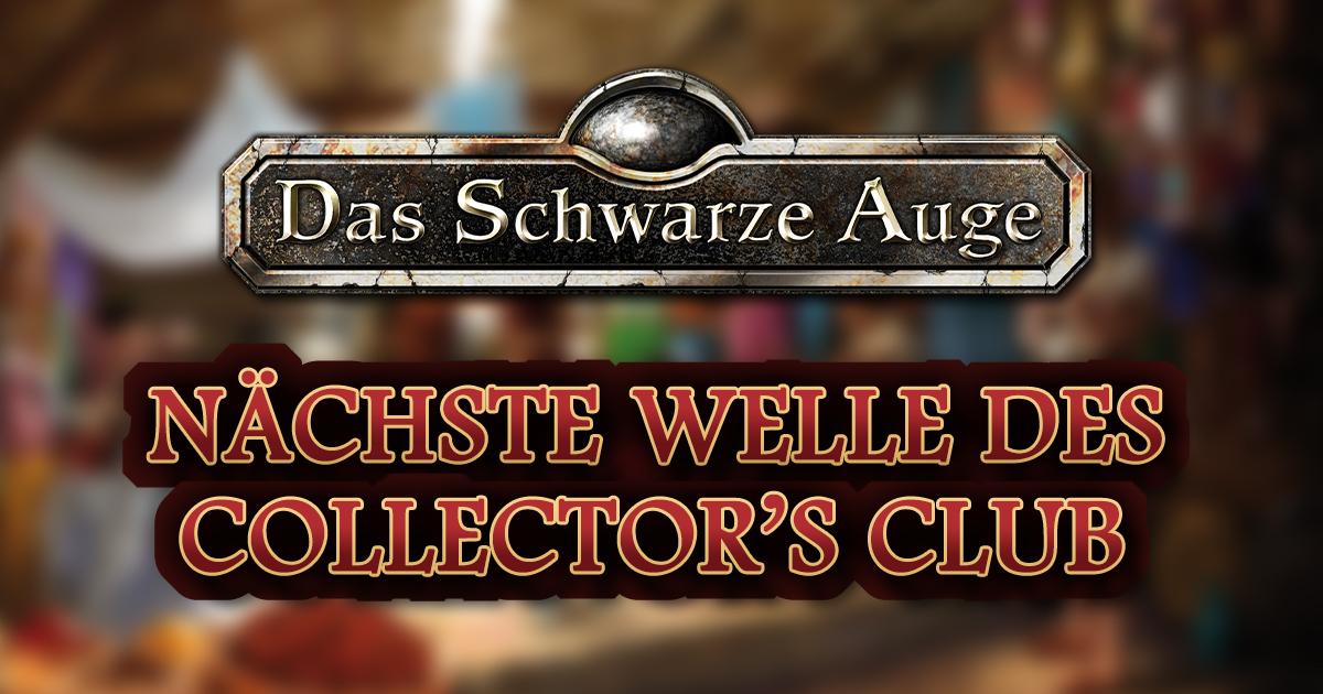 Neu im Collector's Club — Oktober 2021