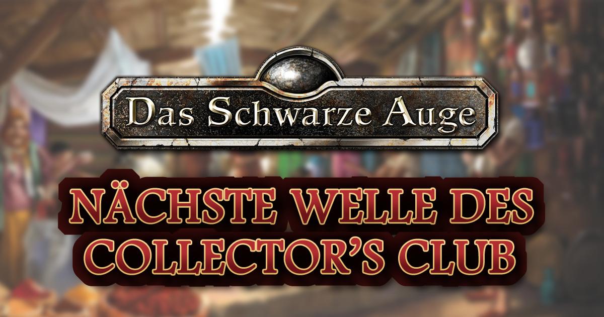 Collector's Club: Start der sechsten Welle