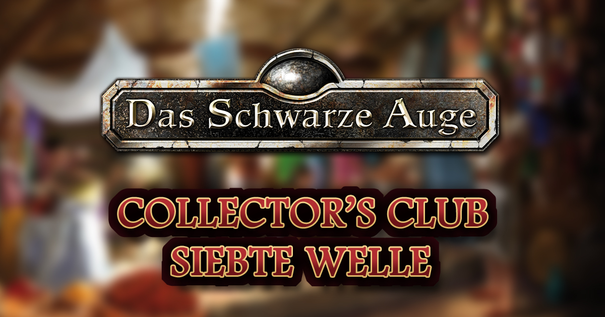 Collector's Club: Start der siebten Welle