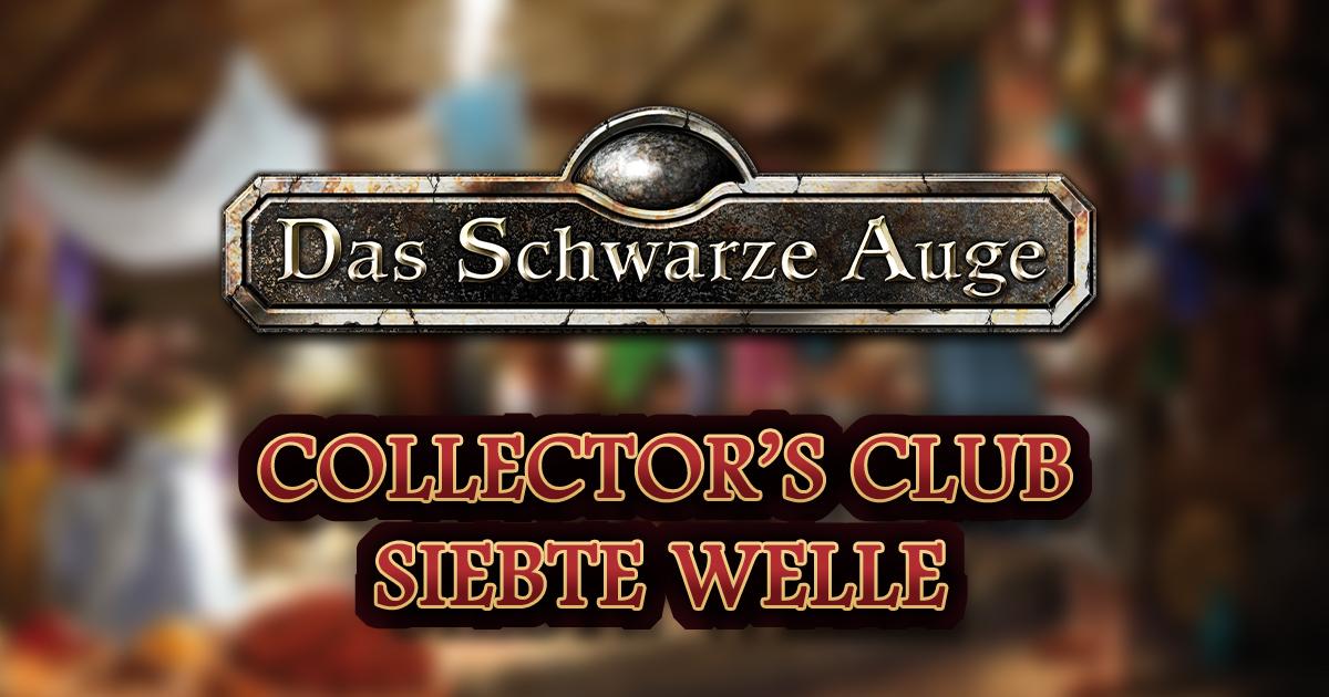 Collector's Club: Start der siebten Welle