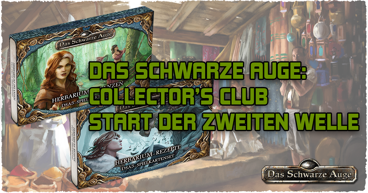Collector's Club: Start der zweiten Welle