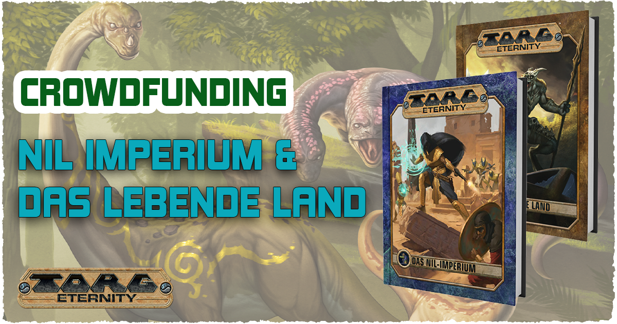 Ulisses Crowdfunding — Torg Eternity