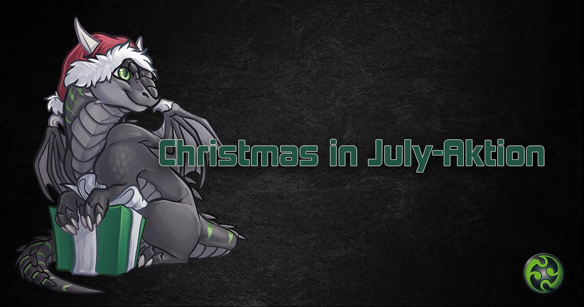 Ja, ist denn schon Weihnachten?