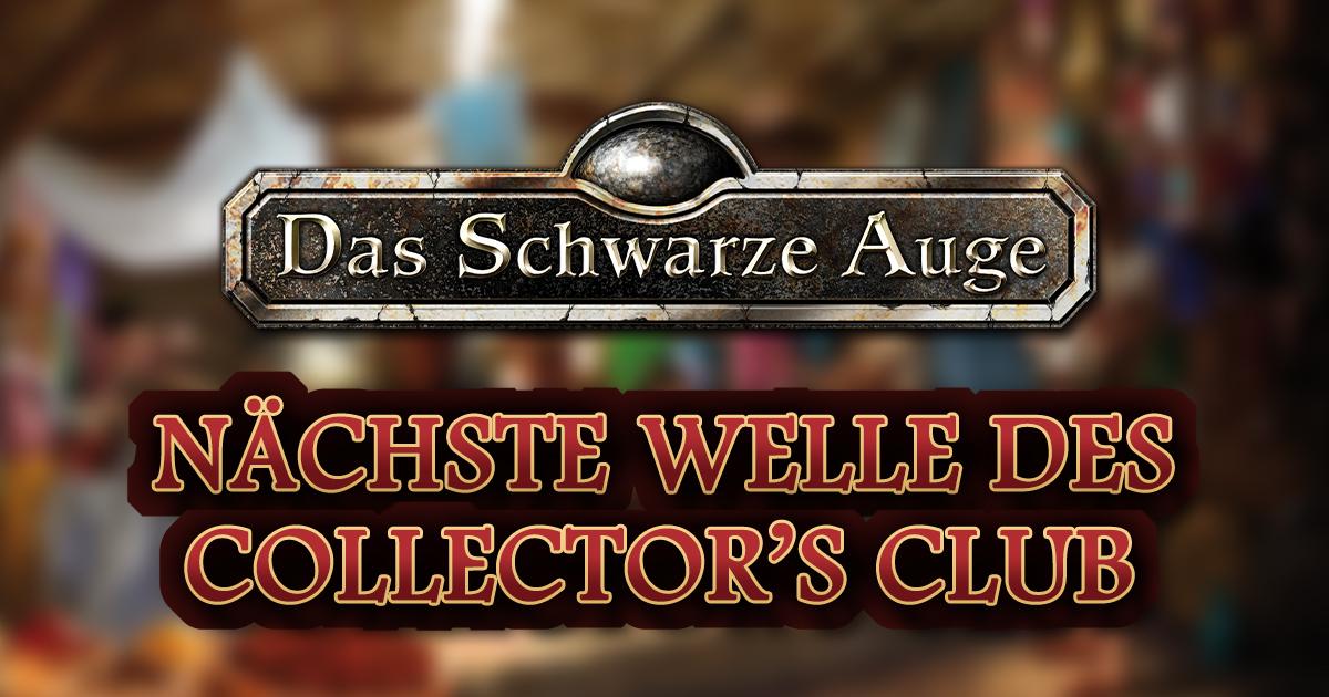 Collector's Club: Start der nächsten Welle