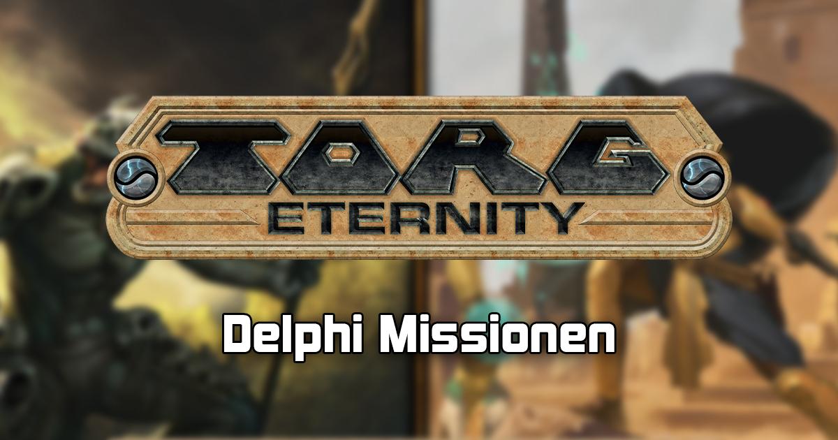 TORG: Eternity — Delphi Missionen des Lebenden Landes & Nil-Imperiums