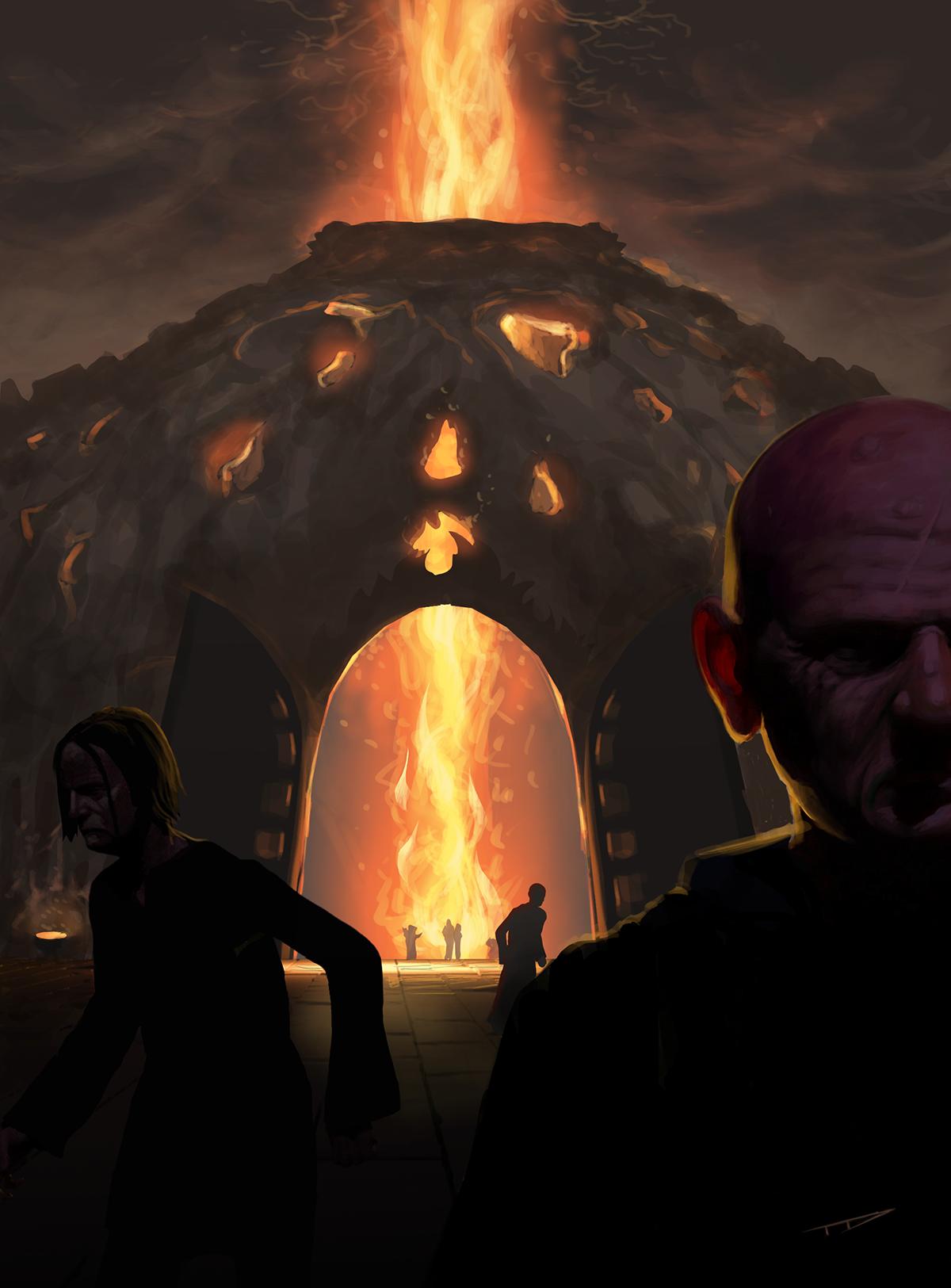 DSA – Making of: Eiserne Flammen
