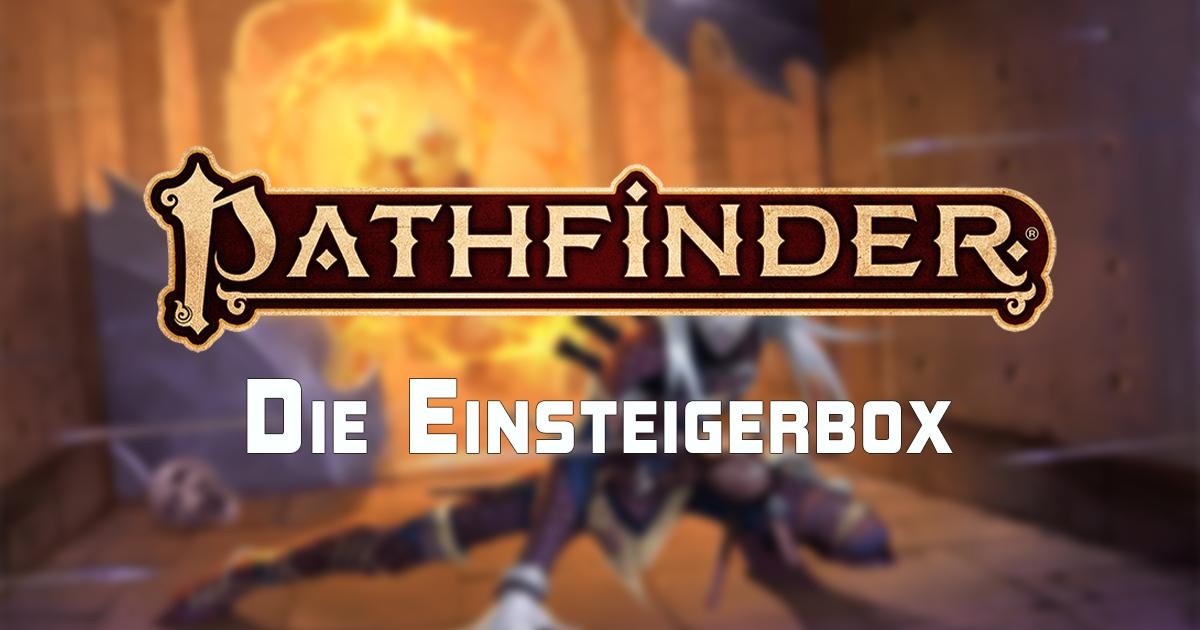 Pathfinder 2 — Einsteigerbox