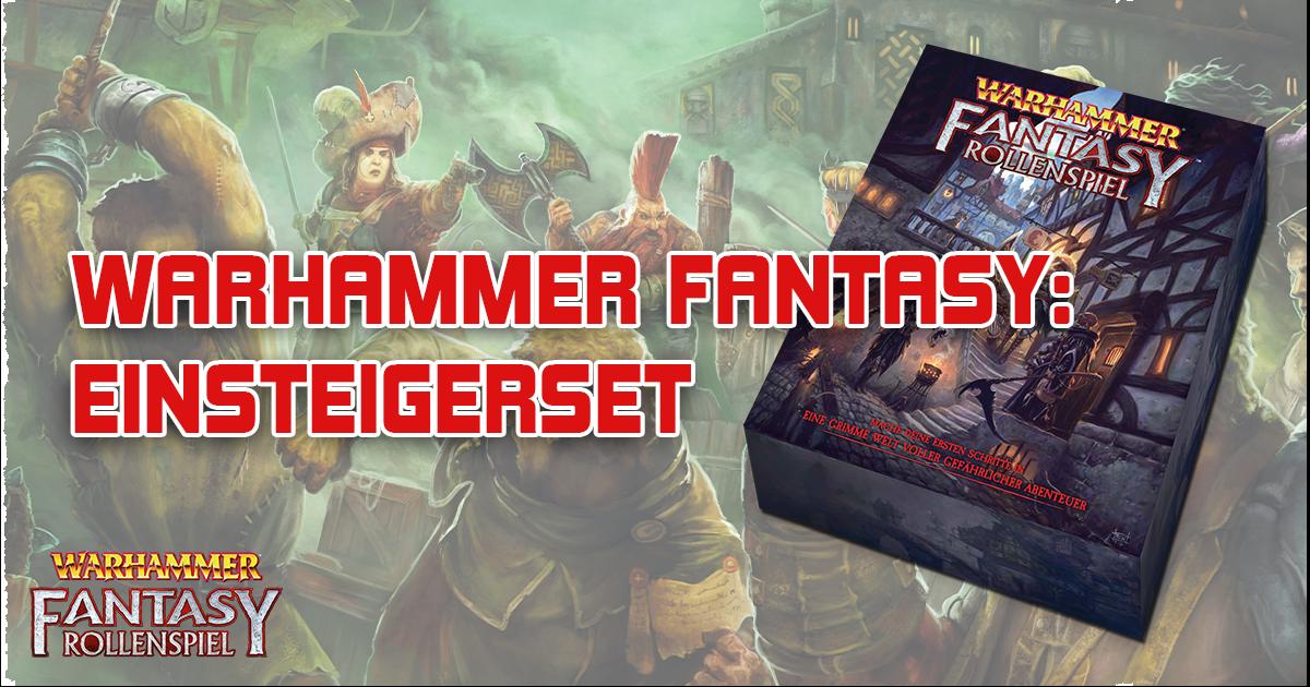 Warhammer Fantasy: Einsteigerset