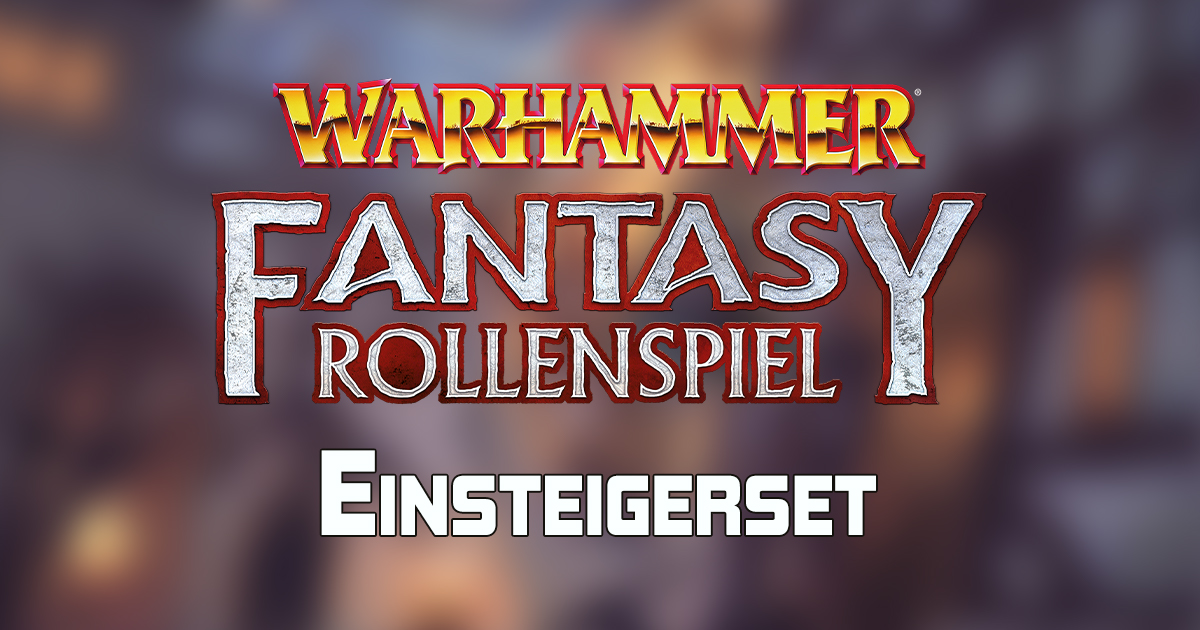 Warhammer Fantasy Einsteigerset