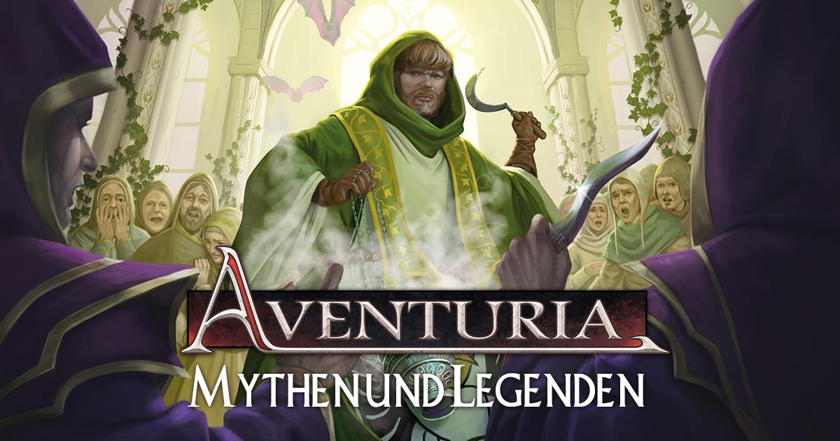 Aventuria: Mythen & Legenden