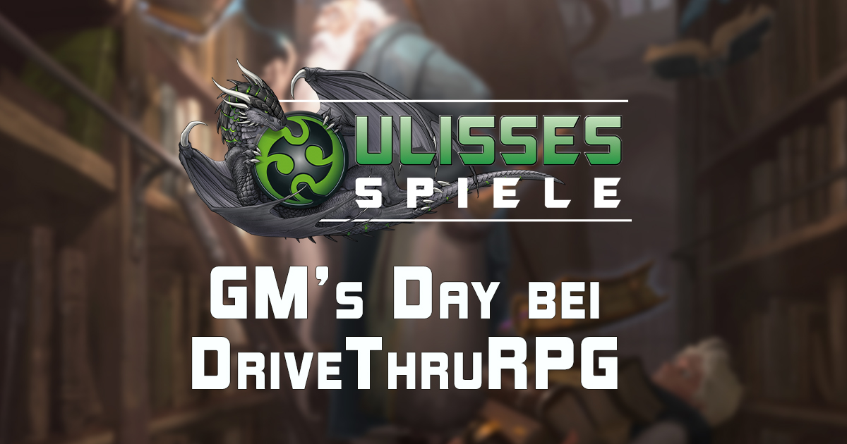 GM's Day bei DrivethruRPG