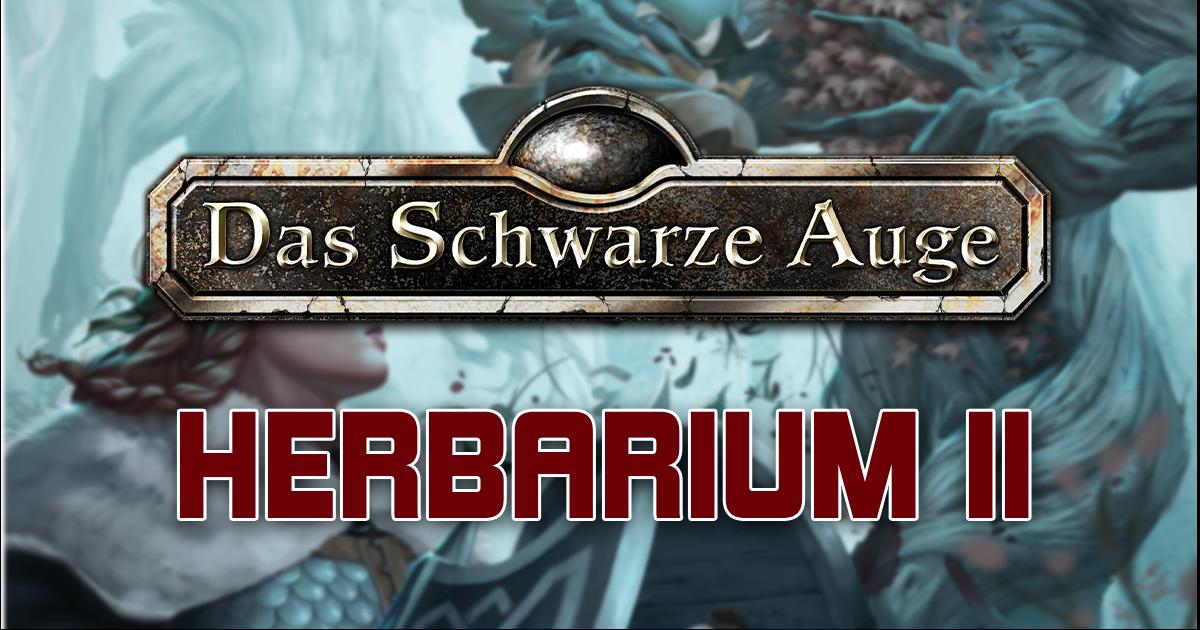 Das Schwarze Auge 5: Herbarium 2