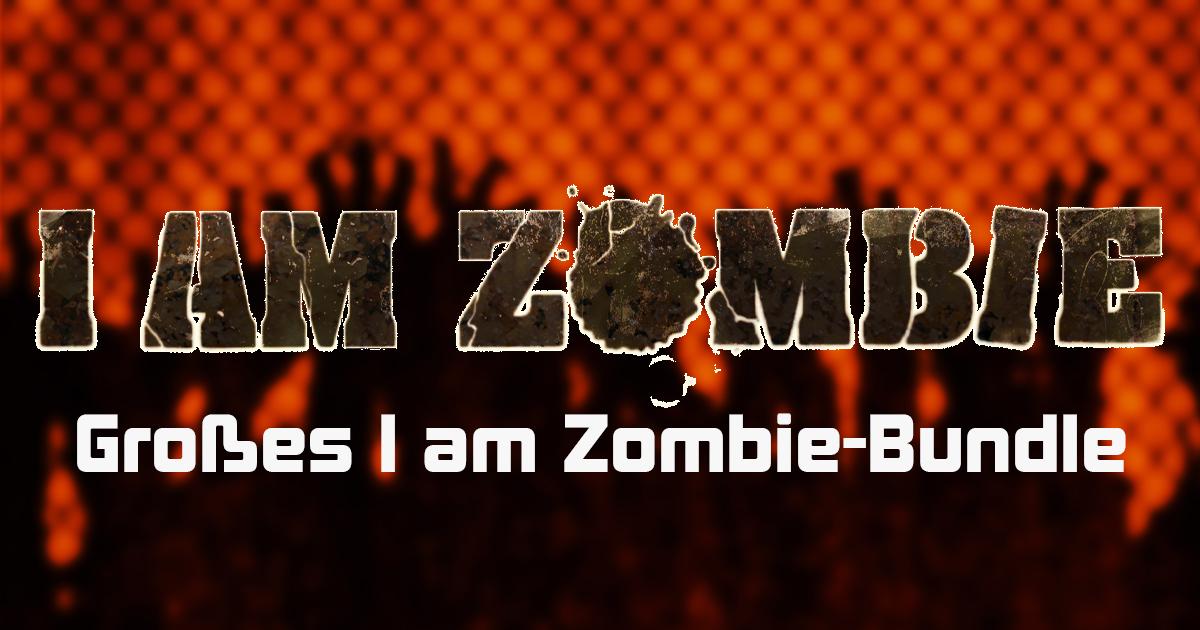 I am Zombie: Großes Bundle
