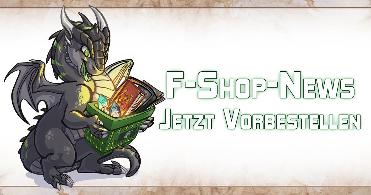 F-Shop-News: Mai 2021