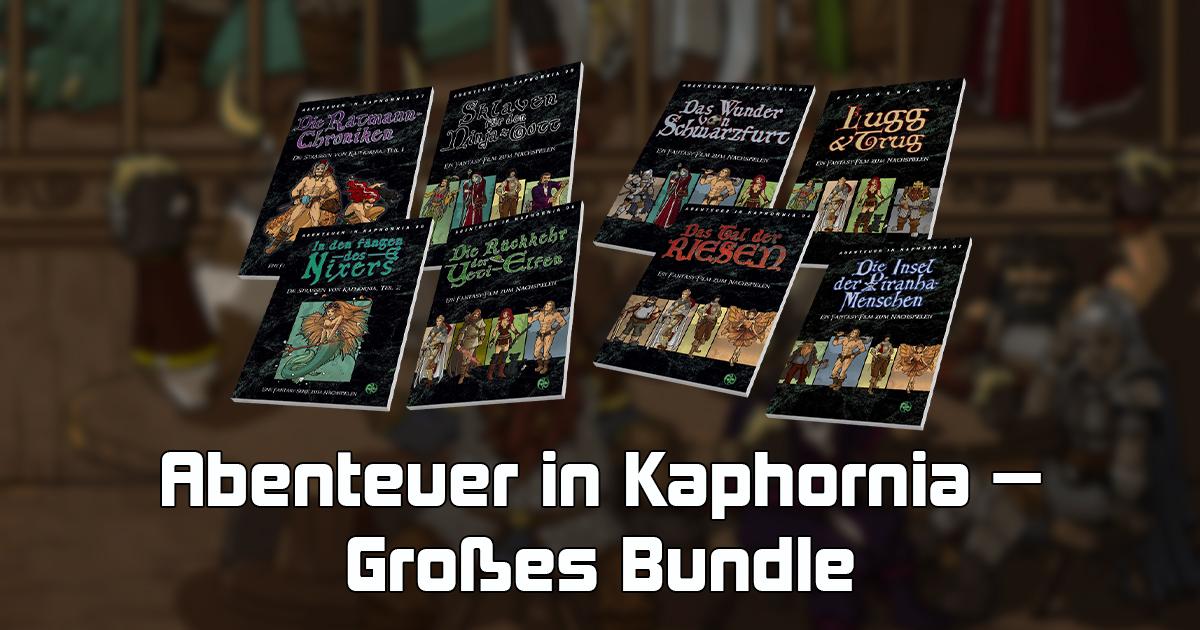 Abenteuer in Kaphornia — Großes Bundle
