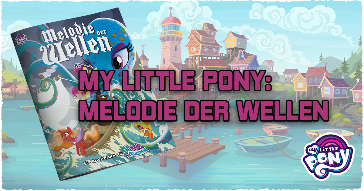 Tales of Equestria: Melodie der Wellen