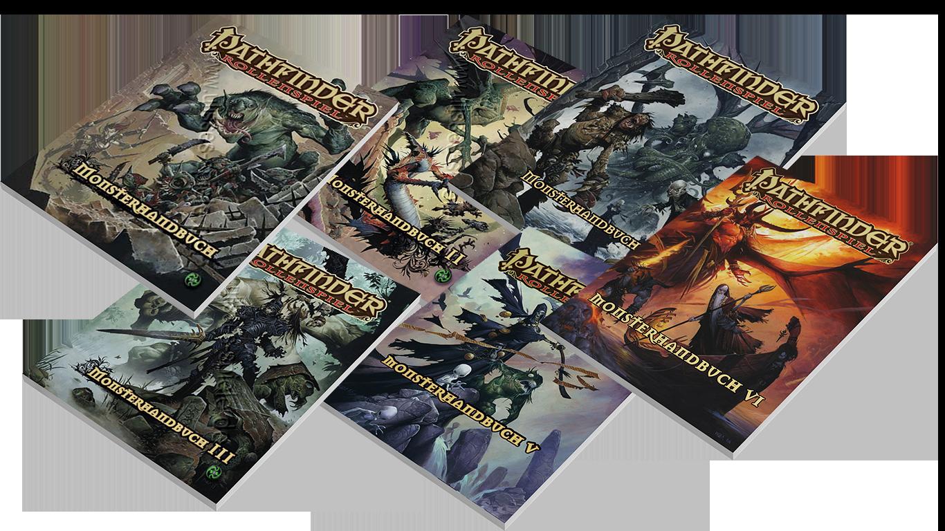 Monsterhandbücher