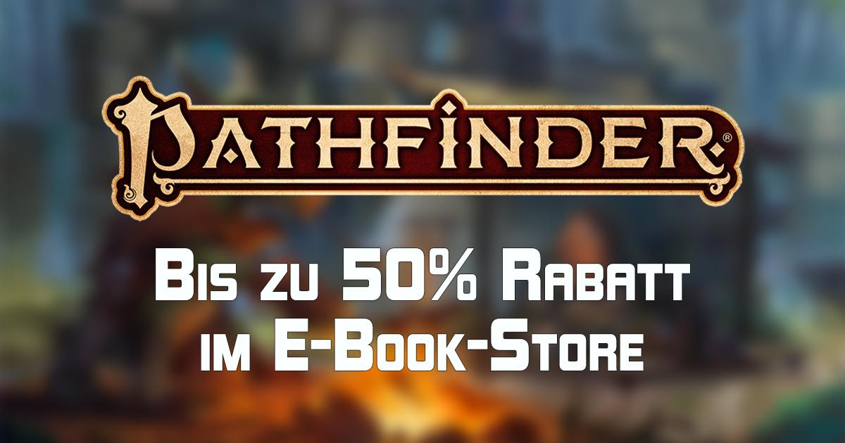 Sale im E-Book-Store — Bis zu 50% Rabatt bei Pathfinder