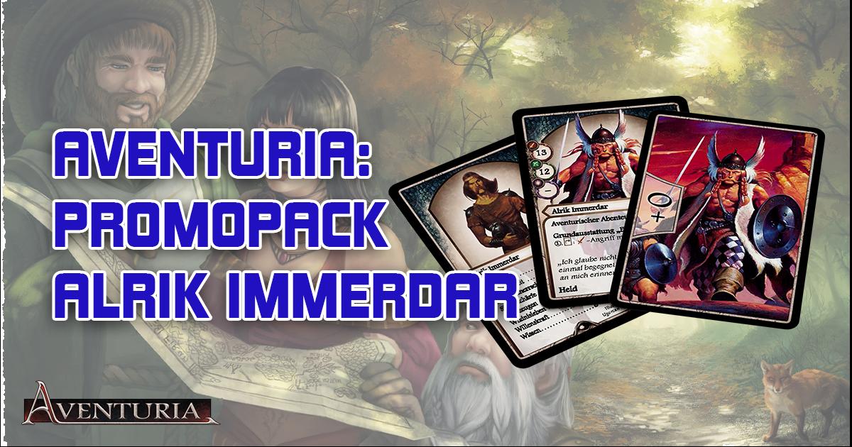 Aventuria: Promopack Alrik Immerdar