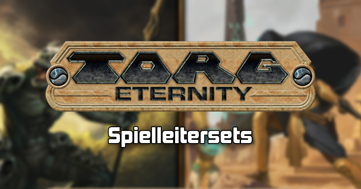 TORG: Eternity: Spielleiterset + SL-Pack-Upgrade