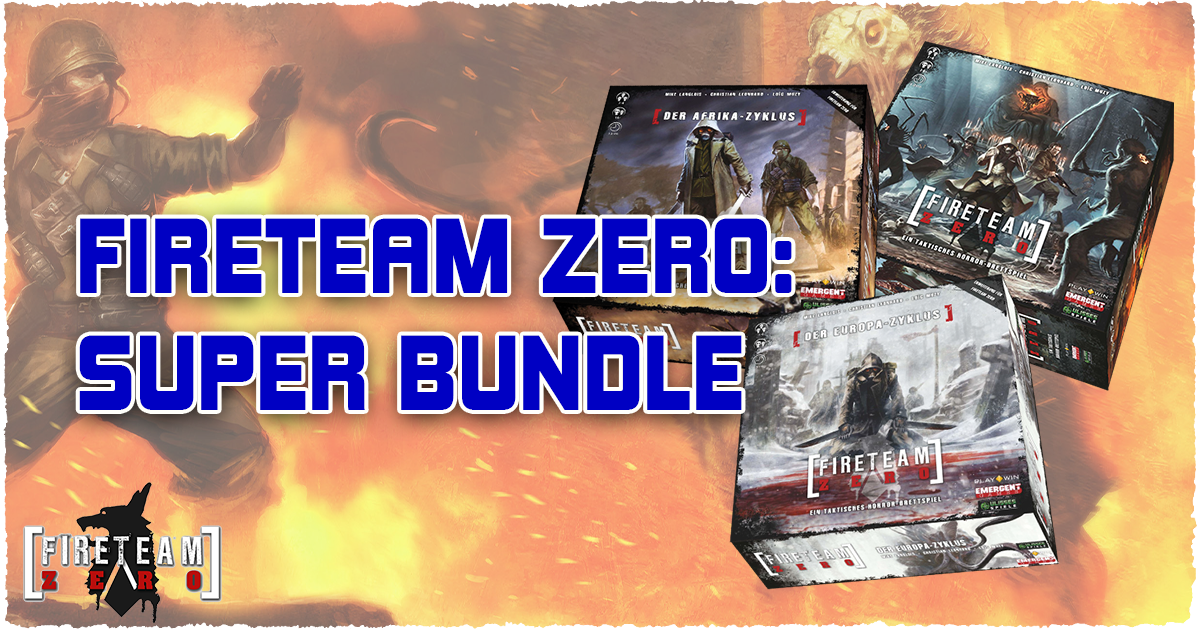 Fireteam Zero Super Bundle