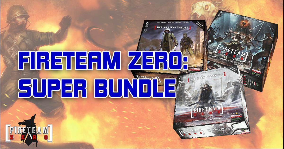 Fireteam Zero Super Bundle