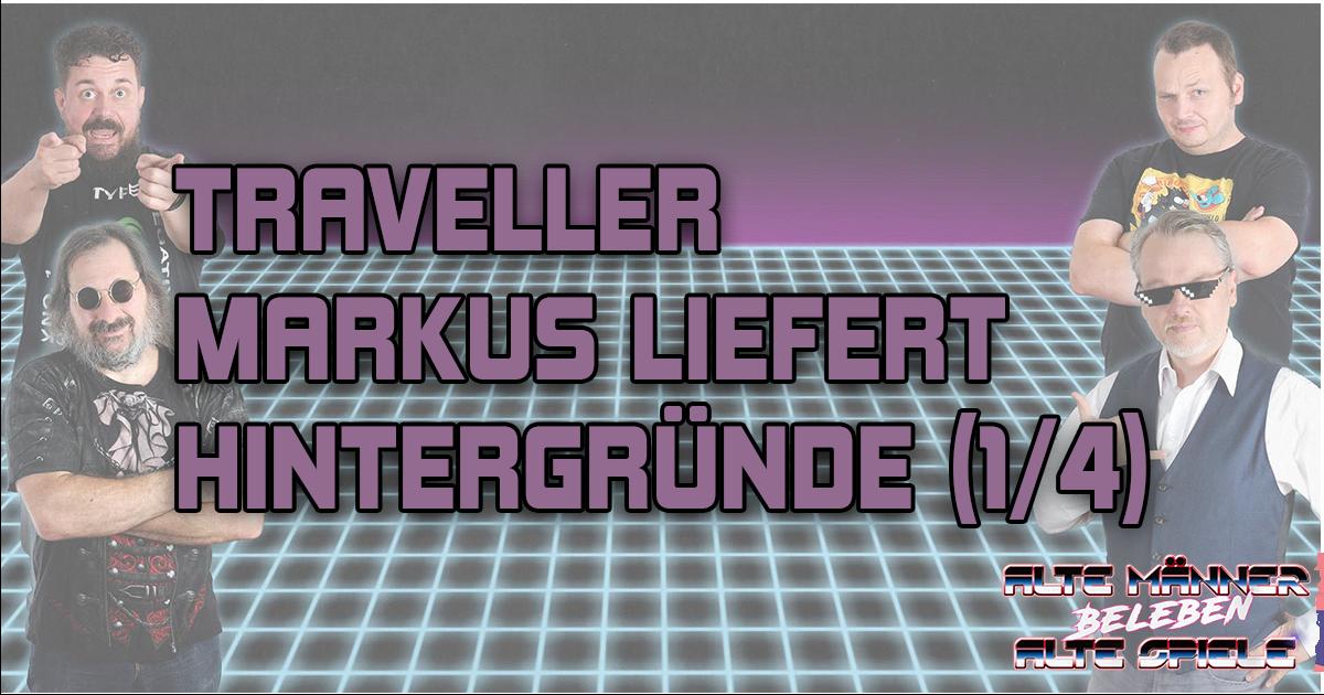 Classic Traveller – Die Regeln (1/4)