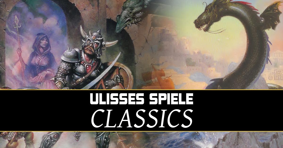 Crowdfunding Update: Ulisses Spiele Classics Schwerter & Dämonen