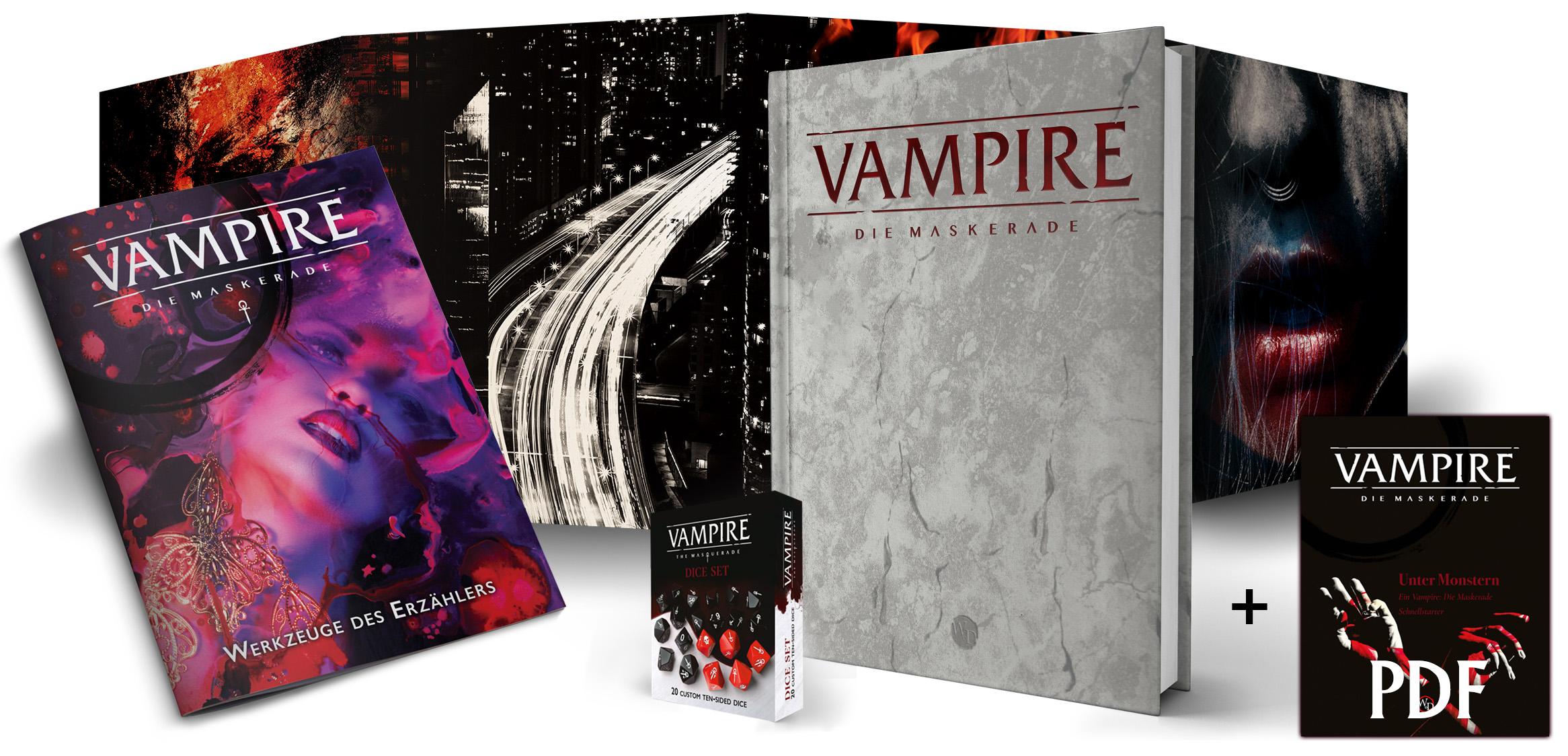 Vampire: Die Maskerade Ulisses PreSeller