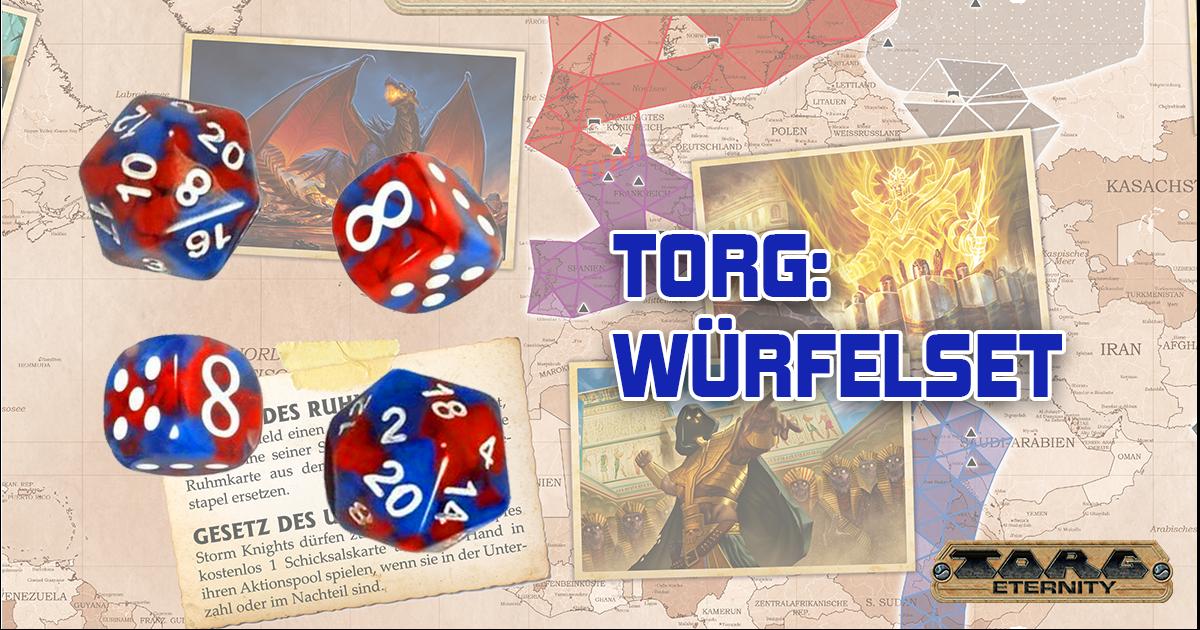 TORG: Würfelset